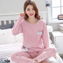 Load image into Gallery viewer, Comfy and Cozy Sleepwear Pajamas For Women