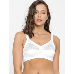 Women Non Padded Invisible Wirefree Bra