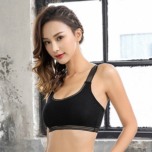 exercise sports bra