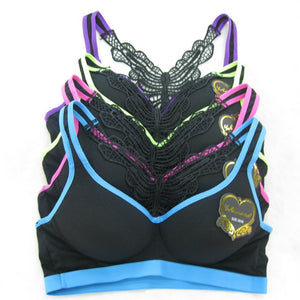 Seamless Butterfly Comfortable Sports Bra