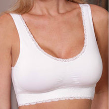 Load image into Gallery viewer, Women Comfortable Wireless Removable Pads Bra
