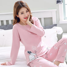 Load image into Gallery viewer, cotton pajama set