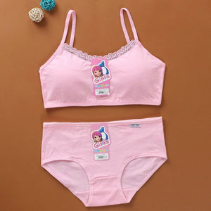 Training Bra Set for Teenage Girls