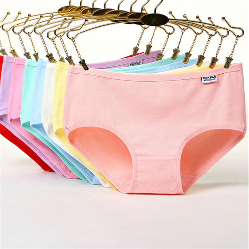 Pack of Cotton Stretch Cool Comfort Hipster Panties