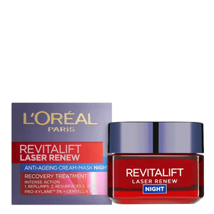 L'Oréal Paris Revitalift Laser Renew Anti Ageing Night Cream 50ml