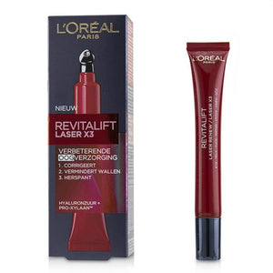 L'Oreal Paris Revitalift Laser X3 Concentrated Eye Care