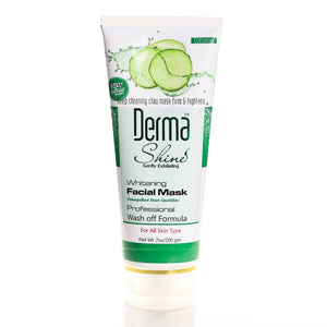 Pack of 6 Derma Shine Fruit Facial Kit