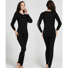 Load image into Gallery viewer, Women's Thermal Underwear Suit Ultra-Soft Base Layer Bottom Suits