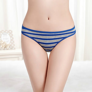 Pack of Soft & Breathable Cotton Thong Underwear