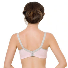 Load image into Gallery viewer, Breastfeeding Maternity Cotton Open Buckle Bra