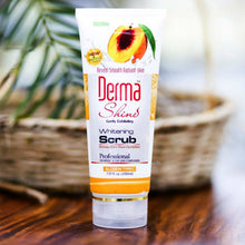Load image into Gallery viewer, Derma Shine Apricot Whitening Scrub-200g