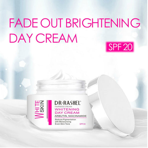 Dr Rashel Fade Spots Cream Nourishes and Repairs Skin