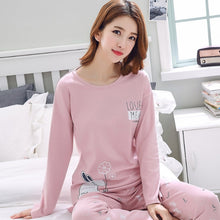 Load image into Gallery viewer, cotton nightwear pajama set