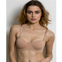 Load image into Gallery viewer, Demi Cup Seamless Padded Push up Bra