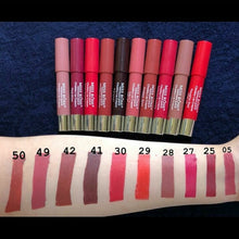 Load image into Gallery viewer, Pack of 8 Miss Rose Chubby Lip Crayon Matte Batom Stick