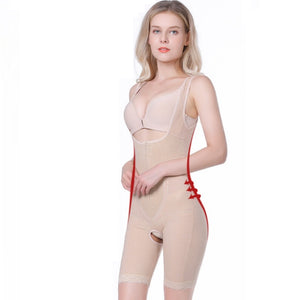 Women's Mid-Thigh Shapewear Thigh Slimmer Butt Lifter