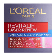 Load image into Gallery viewer, L'Oréal Paris Revitalift Laser Renew Anti Ageing Night Cream 50ml