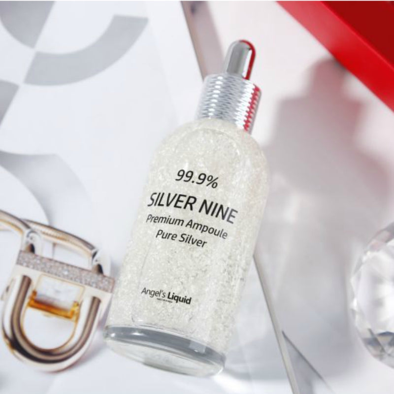 99.9% Silver Nine Premium Ampoule By Angel's Liquid