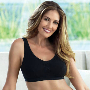 Cotton wide Strap Pull Over Bra For Women