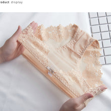 Load image into Gallery viewer, Women Flower Lace Bra Elegant Lady Vest