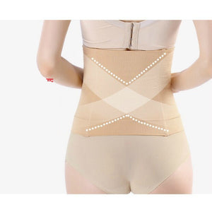 Invisible Tummy Shaper Belt Slimming Shapewear for Women