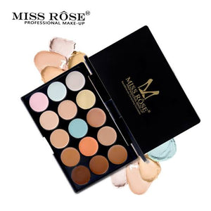 Miss Rose BareMinerals Correcting Concealer Palette - 15 Colors