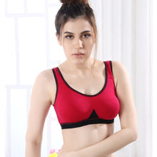 Load image into Gallery viewer, Women's Pullover Sports Bra for Workout