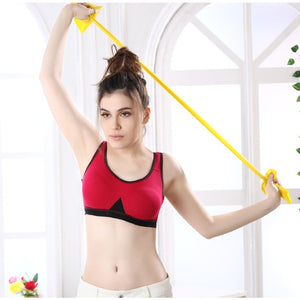 Women's Pullover Sports Bra for Workout
