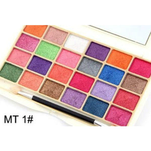 Miss Rose 24 Colors Eye Shadow Palette