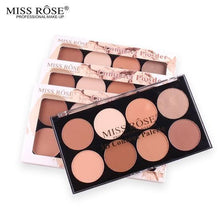 Load image into Gallery viewer, Miss Rose Compact Powder 3D Contour Palette