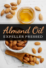 Load image into Gallery viewer, Almond Oil Expeller Pressed