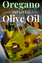 Load image into Gallery viewer, Oregano Infused Olive Oil