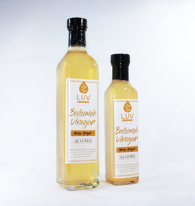 Honey Ginger 25 Star White Balsamic Vinegar