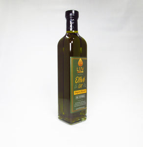 Oregano Infused Olive Oil