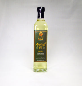 Apricot Oil - Pure Cold Pressed