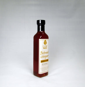 Lambrusco Curry Dark Balsamic Vinegar - 25 Star