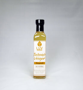 Pomegranate 25 Star White Balsamic Vinegar
