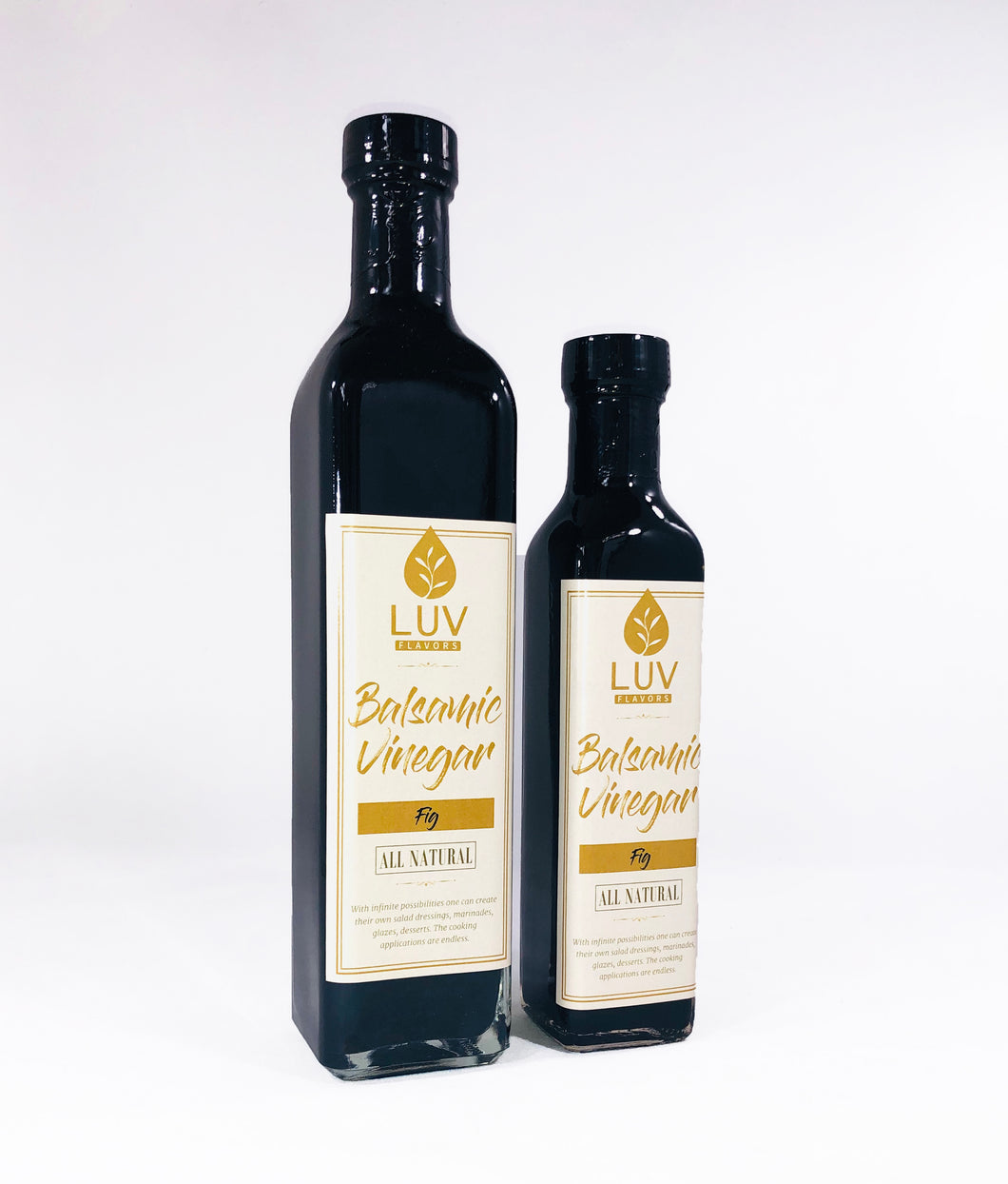 Fig 25 Star Dark Balsamic Vinegar