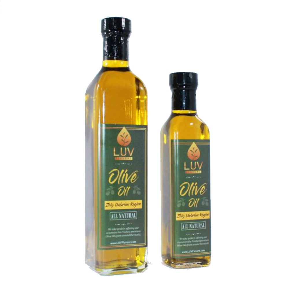 Italian Umbria Extra Virgin Olive Oil