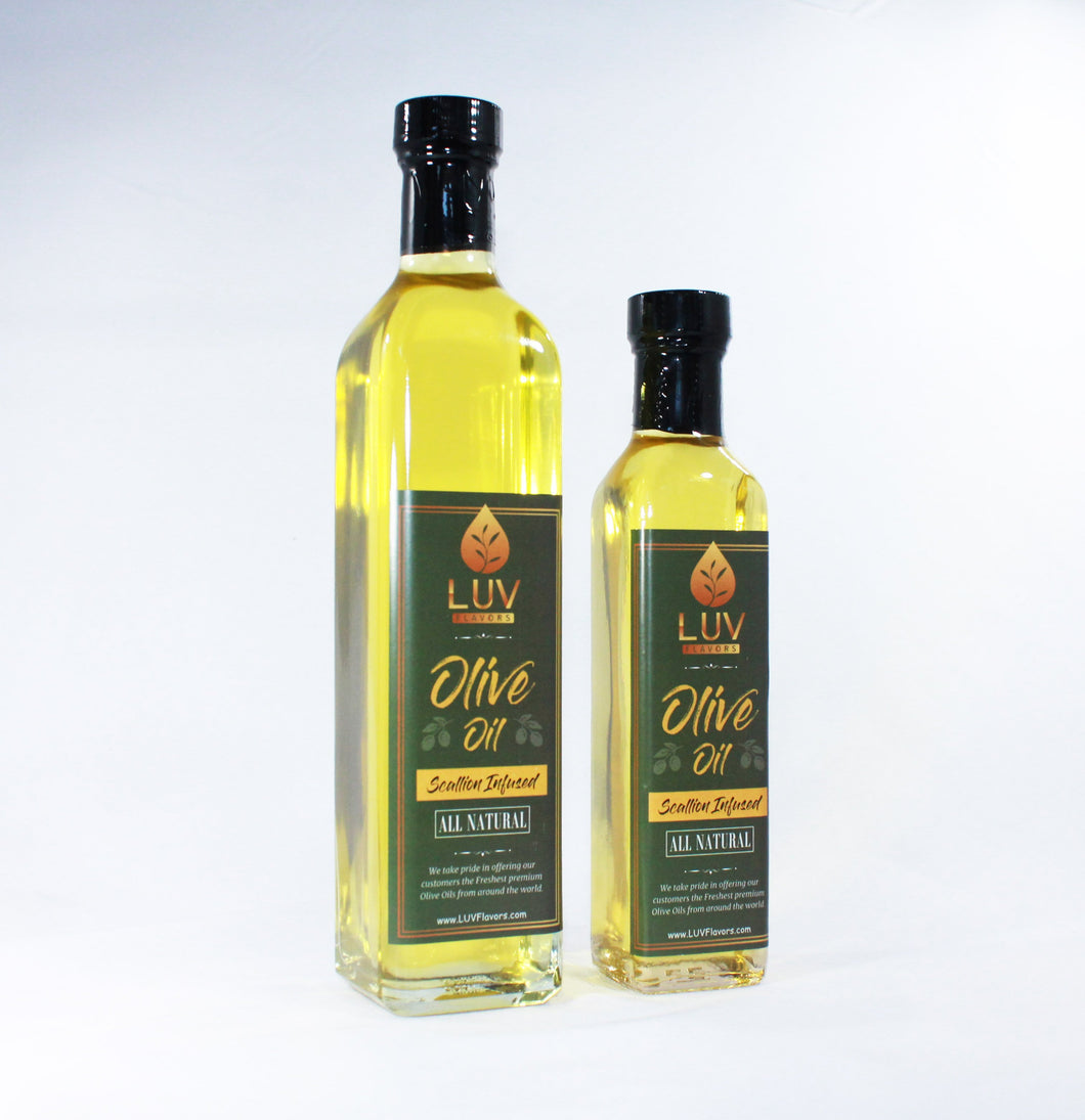 Scallion Infused Olive Oil
