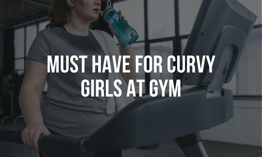 Must Have for Curly Girls at the Gym