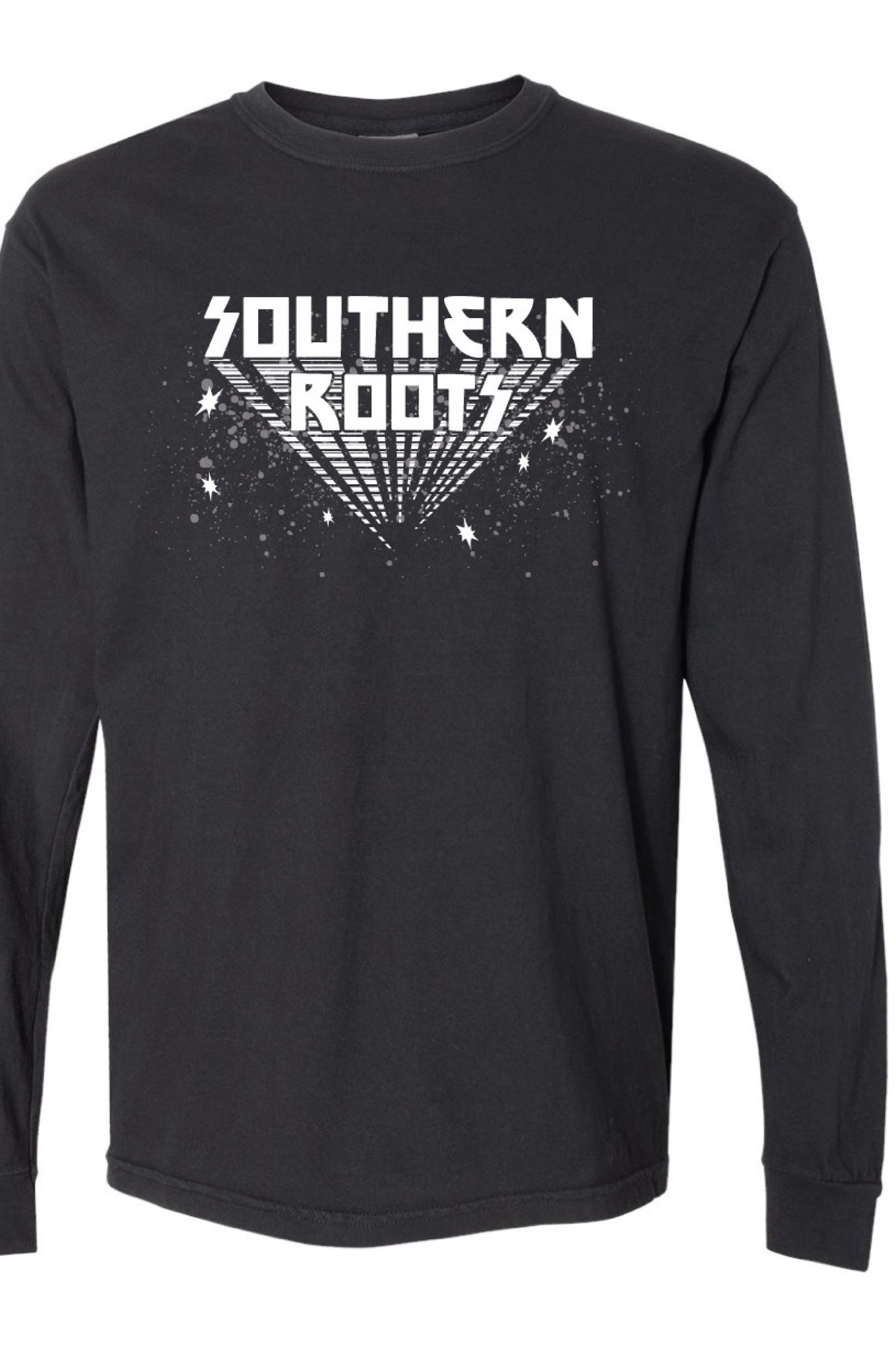 Southern Roots Galaxy Logo Long Sleeve