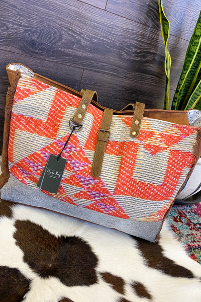 Bright Sight Aztec Weekender Bag