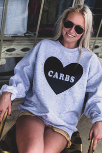 Carbs Sweatshirt