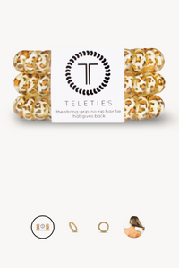 Large Teleties - Leopard