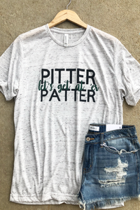 Pitter Patter Let's Get at 'Er Letterkenny Tee