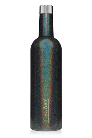 Brumate Winesulator - Glitter Charcoal