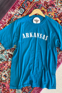 Topaz Arkansas Graphic Tee