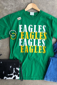 GCT Eagles Spirit Tee