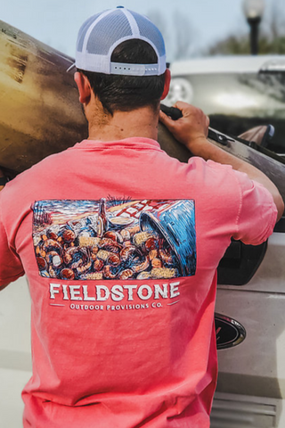 Fieldstone Low Country Boil Tee